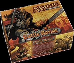 MTG Battle Royale Multiplayer Box Set Magic the Gathering