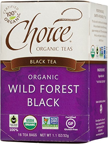 Black Tea Nutrition