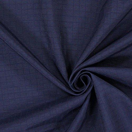 Raymond Men Polyester Suit Fabric elegance@111_Navy Blue