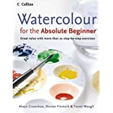 Watercolour for the Absolute Beginnerby Alwyn Crawshaw