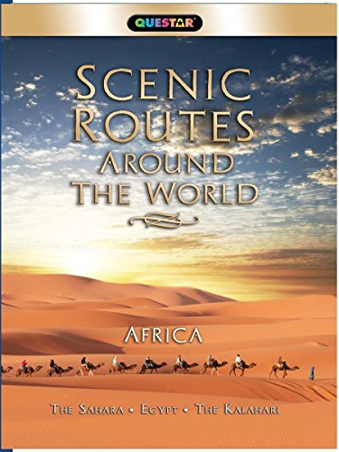 Scenic Routes Around the World- Africa