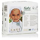 Nature Babycare Diapers Case Size 4 108ct. ~ Nature Babycare