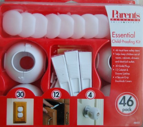 Essential Child Proofing Kit - 1