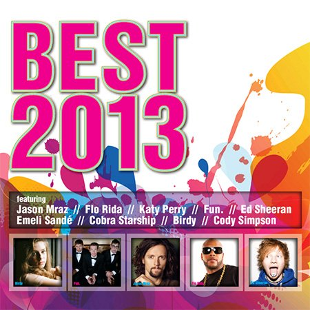 POP CD, Best 2013(2cd) : hit song compilation : Jason Mraz, Katy Perry etc various artists[002kr] by Katy Perry Jason Mraz and various artists