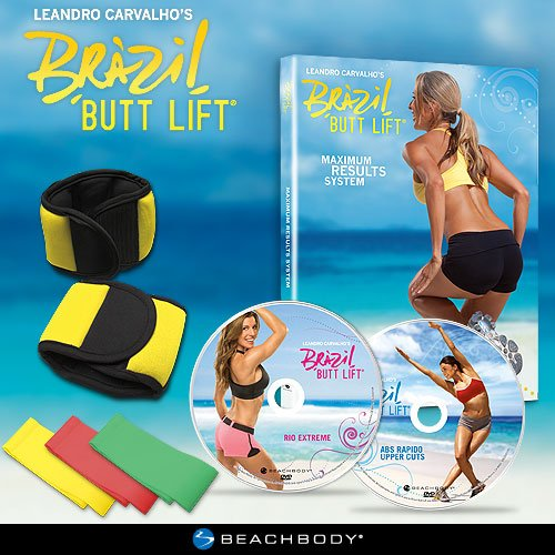 Buy Brazil Butt Lift - The Supermodels' Maximum Results System Butt Workout DVDs From Amazon