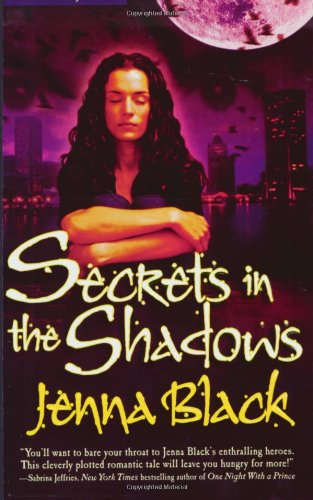 Image of Secrets in the Shadows (The Guardians of the Night, Book 2)