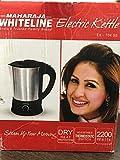 Maharaja Whiteline EK-704 SS 2.0Ltr Electric Kettle