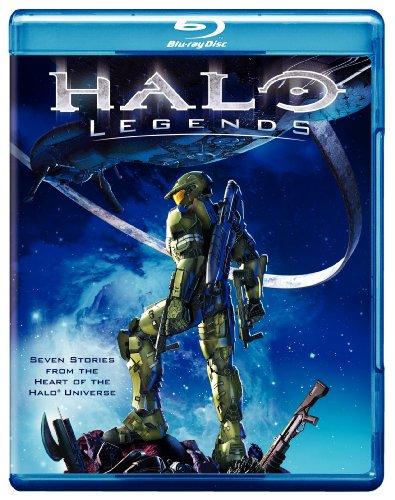 halo legends bluray