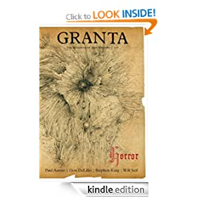 Granta 117: Horror (Granta: The Magazine of New Writing)
