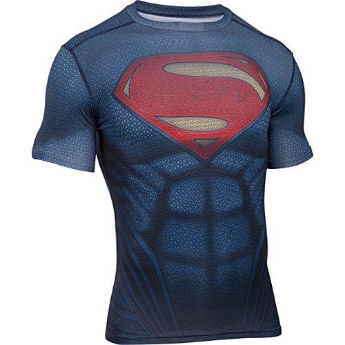 under-armour-t-shirt-homme-bleu-x-large