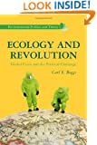 Ecology and Revolution: Global Crisis and the Political Challenge (Environmental Politics and Theory)