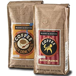 Pick 2 Coffees- Gourmet Foods- Coffee Gifts - Harry & David from Harry & David