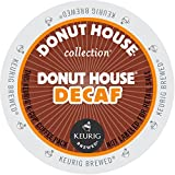 Donut House Collection Donut House Decaf, K-Cup Portion Pack for Keurig K-Cup Brewers, 24-Count