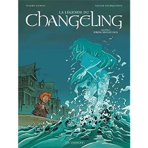 La légende du Changeling, Tome 3 : Spring Heeled jack