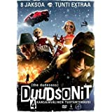 The Dudesons - Season 4 ( Extreme duudsonit - viimeinen ristiretki ) ( The Dude sons - Entire Season Four )by Steve-O