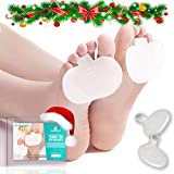 Metatarsal Ball of Foot Gel Pad Cushion (2pcs) by Dr.Step - Comfortable,Durable - Rapid Foot Pain Relief
