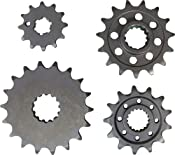 Amazon.com: JT Sprockets JTF516.15 15T Steel Front Sprocket: Automotive