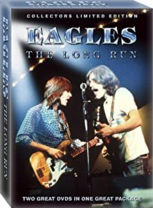 The Eagles The Long Run Dvd Amazon Co Uk The Eagles