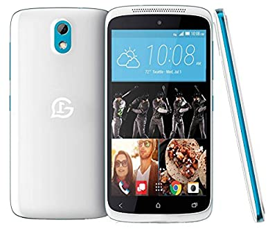 Good One J3 3G 5 inch Android Lolipop Phone in Blue Colour