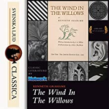 The Wind in the Willows Audiobook by Kenneth Grahame Narrated by Mark F. Smith