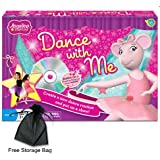 Angelina Ballerina Dance with Me game with free storage bag