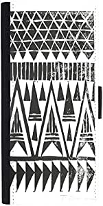 Snoogg Sketch Aztec Graphic Snap On Hard Back Leather + Pc Flip Cover Google ...