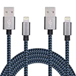 Duractron 2 x 2m Cable Lightning Carg...