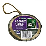 2 X GARDMAN CO-CO FAT FEEDER HIGH ENERGY WILD BIRD FEED SEED SUET
