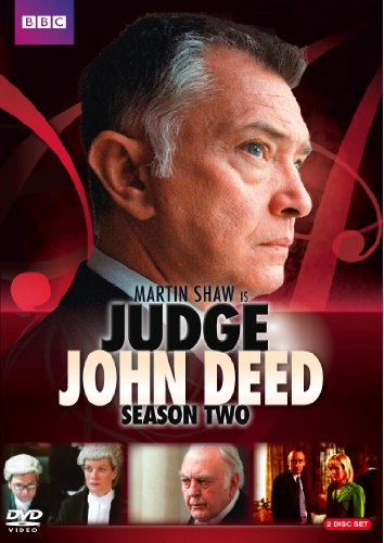 Judge John Deed: Season Two [DVD] [Import]