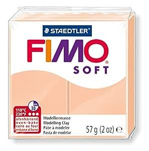 Staedtler Fimoâ soft Pâte à modeler 57 g Chaire