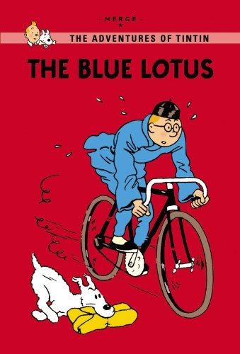 The Blue Lotus (The Adventures of Tintin: Young Readers...