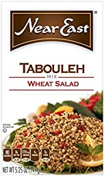 Near East Tabouleh Wheat Salad Mix (Pack of 12 Boxes)