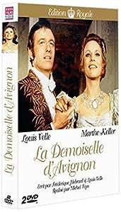 La demoiselle d'Avignon - Edition Collector (inclus le roman inédit de la suite) [Édition Royale]
