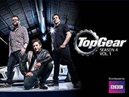 Top Gear, Season 4 Volume 1 [HD]