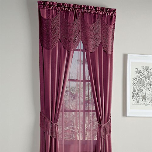 Brylanehome Halley 6-Pc. One-Rod Curtain Set at Sears.com