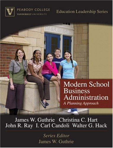 Modern School Business Administration: A Planning