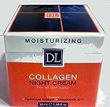Danielle Laroche Collagen Night Cream 1.69 fl oz.