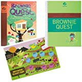 HOW TO GUIDE GIRL SCOUT BROWNIES ON BROWNIE QUEST