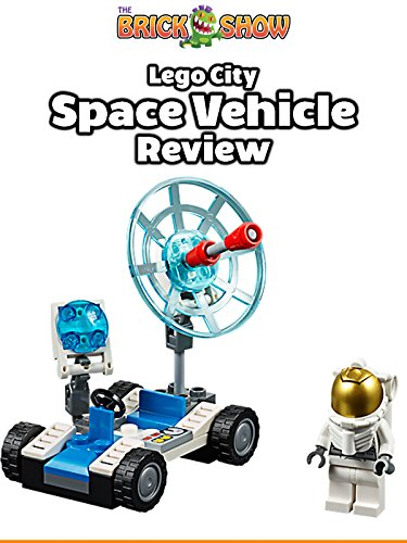 LEGO City Space Vehicle Review (30315)
