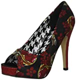 Iron Fist Women's Slow Dance Platform Open Toe