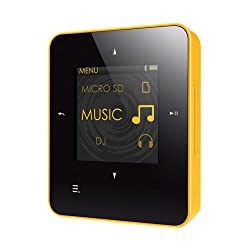 Creative ZEN Style M300 8GB Bluetooth MP3 Player (Yellow)