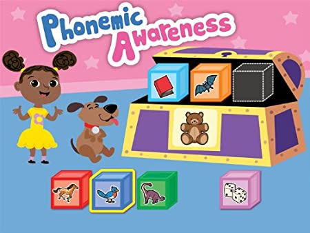 Phonemic Awareness Games - Single License CD-ROM