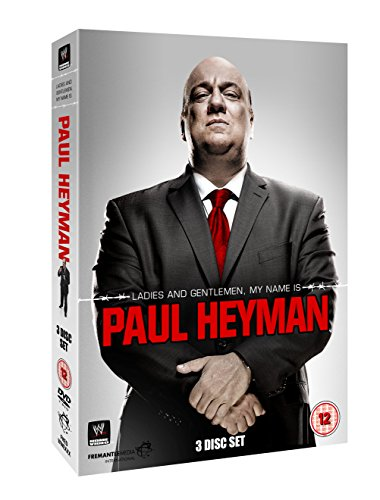 WWE: Ladies And Gentlemen, My Name Is Paul Heyman [DVD]