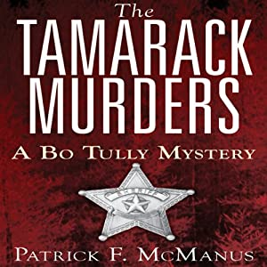 The Tamarack Murders Audiobook