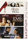 Devil Wears Prada / Love & Other Drugs / Walk Line [DVD] [Region 1] [US Import] [NTSC]