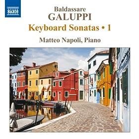Sonates pour clavier (Volume 1)