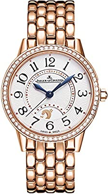 Jaeger-LeCoultre Rendez-Vous Night and Day Women's Rose Gold Automatic Swiss Made Watch Q3442120