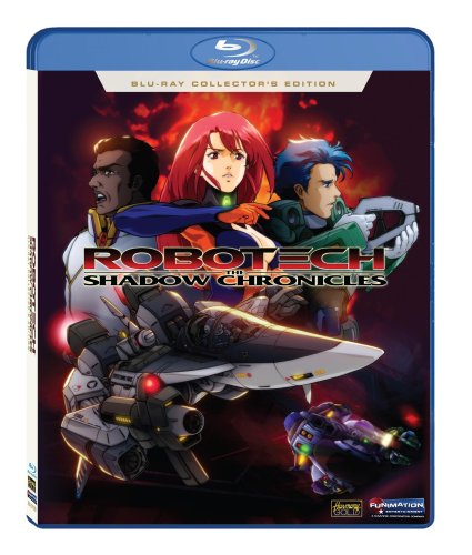 Robotech: The Shadow Chronicles [Blu-ray]