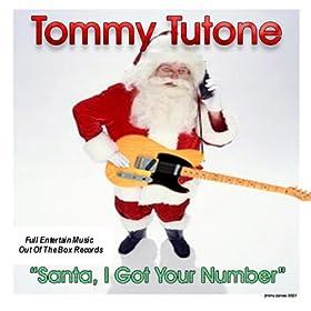 Santa I Got Your Number