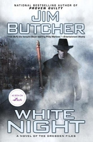 Image of White Night (The Dresden Files, Book 9)